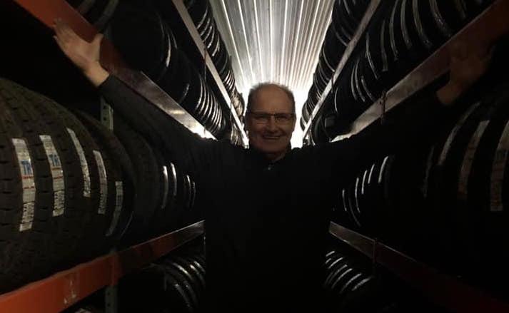 Chuck Wait – CEO, Chuck Wait Tires Franchise