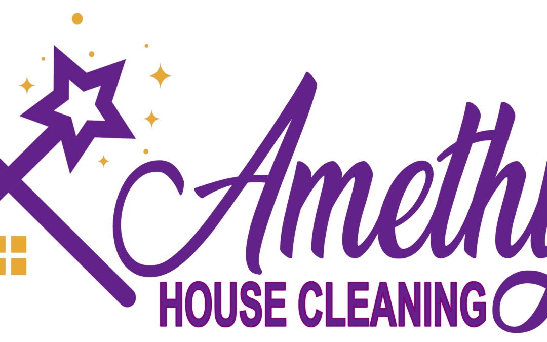 amethyst house cleaning